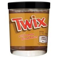 Паста шоколадная Twix (Твикс) с кусочками бисквитного печенья 200г