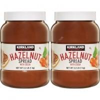 Орехово-шоколадная паста Kirkland HAZELNUT spread (1кг)