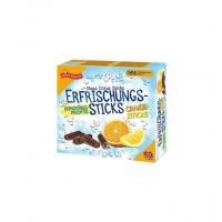 Шоколадные палочки с фруктовым соком Griesson Erfrischungs-sticks 150г