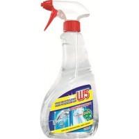 Средство для мытья душевых кабин W5 daily shower cleaner 750мл
