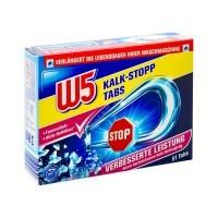 Таблетки от накипи W5 Kalk-Stopp Tabs 51шт