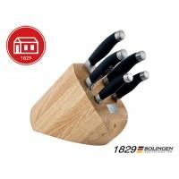 Набор ножей CS Solingen Shikoku (5 ножей и бамбуковая подставка)