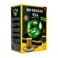 Чай Акбар листовой зеленый Akbar Do Ghazal tea 500г
