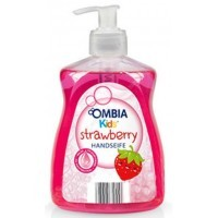 Детское жидкое мыло с клубничным ароматом Ombia Kids Strawberry, 500 мл