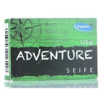 Крем-мыло туалетное Каппус приключения  Kappus Adventure Seife 125г