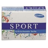 Мыло туалетное Kappus Seife Sport для мужчин, 125 г