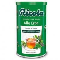 Швейцарский натуральный травяной гранулированный чай Ricola «Alle Erbe» 200г