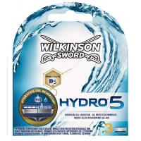 Сменные кассеты (картриджи) для бритья Wilkinson Sword HYDRO 5