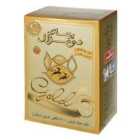 Чай Akbar Do Ghazal tea GOLD листовой цейлонский черный чистый 500г