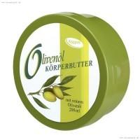 Масло для тела с натуральных чистых оливок Kappus Olivenöl Körperbutter 200мл