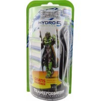 Станок для бритья Wilkinson Sword HYDRO 5 Sensitive Transformers + 4 cменных картриджа