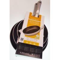 Набор сковородок Royalty Line RL-PM3F-SILVER3 шт