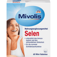 Селен Миволис, мини таблетки 60 штук. - Mivolis Selen, Mini-Tabletten 60 St. - 4058172311680