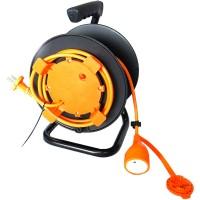 Барабан с электрическим армированным кабелем 20 м для садовых инструментов ARMOUR TMX2613