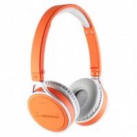 Бездротові Bluetooth навушники Esperanza EH160O Помаранчеві