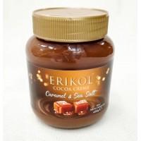 Шоколадная паста с морской солью и карамелью Erikol Cocoa Creme Caramel Sea Salt