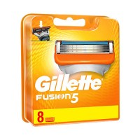 Сменные картриджи (кассеты) Gillette Fusion 5, 8 шт