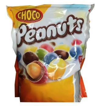 Купить Арахис в шоколаде Choco Peanuts 400г - с доставкой по Украине