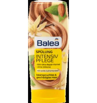 Купить Бальзам - кондиционер Глубокое питание для поврежденных волос с экстрактом миндаля Balea Vanille&Mandel 250мл - с доставкой по Украине