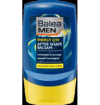Купить Бальзам после бритья с Q10 и зелёным кофе, After Shave Balsam energy Q10, 100мл - с доставкой по Украине