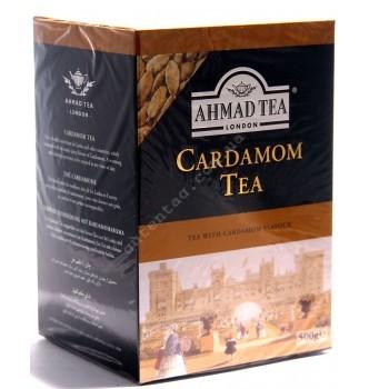 Купить Чай Ахмад с кардамоном (оригинал) AHMAD CARDAMOM TEA 500г - с доставкой по Украине