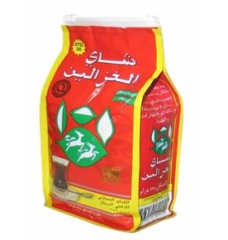 Купить Чай Akbar Do Ghazal tea листовой цейлонский черный чистый 200г - с доставкой по Украине
