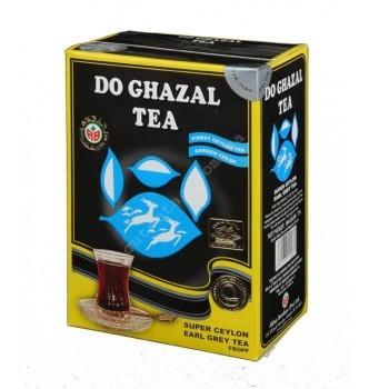 Купить Чай Akbar Do Ghazal tea листовой цейлонский с бергамотом 500г - с доставкой по Украине