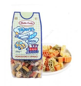 Купить Детские Макароны путишествие Dalla Costa PastaTRAVEEL 250г (с 3-х лет) - с доставкой по Украине