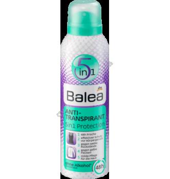 Купить Дезодорант Balea Antitranspirant 5in1 Protection 200мл - с доставкой по Украине