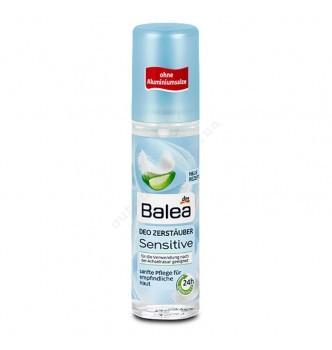 Купить Дезодорант – распылитель в стекле Balea Sensitive, 75 мл - с доставкой по Украине