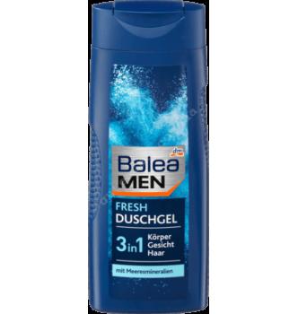 Купить Гель для душа Balea Men Fresh 3 in 1 300мл - с доставкой по Украине