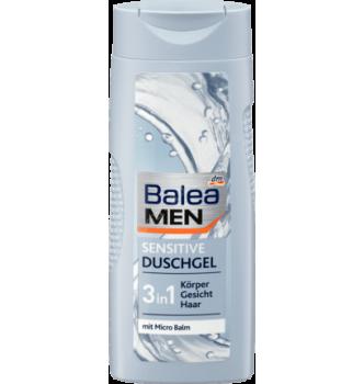 Купить Гель для душа Balea Men Sensitive 3 in 1 300мл - с доставкой по Украине