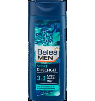 Купить Гель для душа Balea Men Sport 3 in 1 300мл - с доставкой по Украине