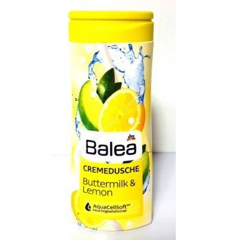 Купить Гель-крем для душа Balea Buttermilk & Lemon 300мл - с доставкой по Украине