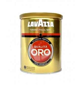 Купить Кофе молотый Lavazza Qualita Oro ж/б (250г) - с доставкой по Украине