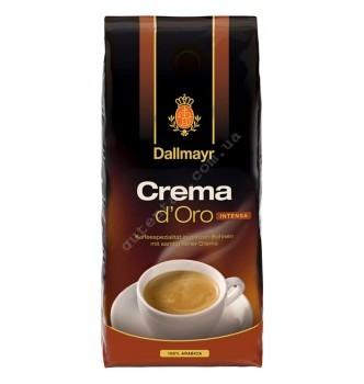 Купить Кофе в зернах Dallmayr Crema d'Oro Intensa (1кг) - с доставкой по Украине