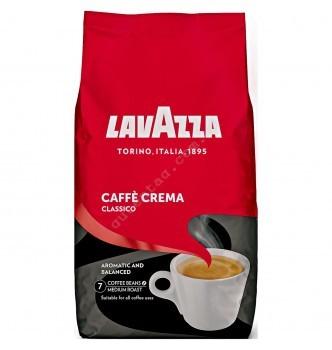 Купить Кофе в зернах Lavazza Cafe Crema (1кг) - с доставкой по Украине