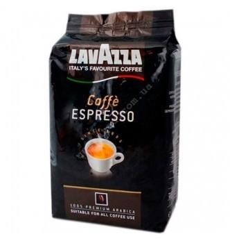 Купить Кофе в зернах Lavazza Espresso (250г) - с доставкой по Украине