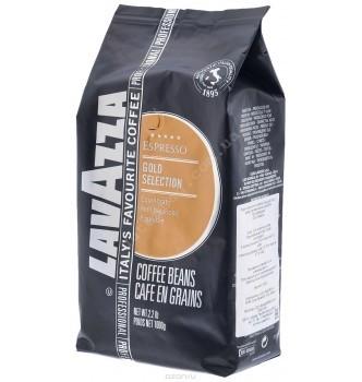 Купить Кофе в зернах Lavazza Gold Selection (1кг) - с доставкой по Украине