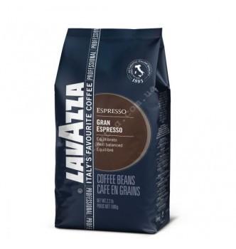 Купить Кофе в зернах Lavazza Gran Espresso (1кг) - с доставкой по Украине