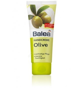 Купить Крем для рук для сухой кожи Balea Olive 100мл - с доставкой по Украине