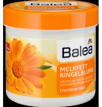 Купить Крем для тела и рук увлажняющий (идеально для массажа) Balea Melkfett Ringelblume, 250мл - с доставкой по Украине
