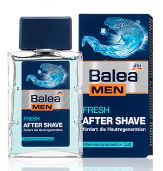 Купить Лосьен после бритья Balea Men Fresh 100мл - с доставкой по Украине