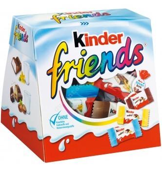 Купить Набор сладостей Киндер Френдс Ferrero Kinder Friends 200г - с доставкой по Украине