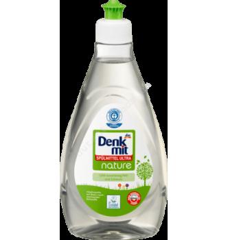 Купить Органическое средство для мытья посуды Denkmit Spulmittel ultra nature 500мл - с доставкой по Украине