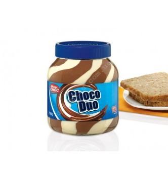 Купить Паста шоколадная Mister Choc Choco Duo 750г - с доставкой по Украине