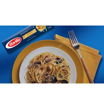 Купить Паста-спагетти Barilla №5 (500г) - с доставкой по Украине
