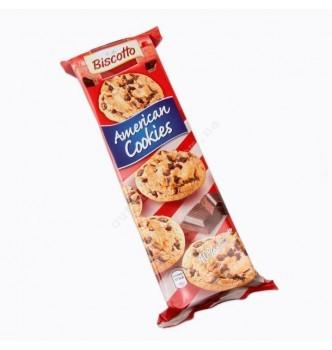 Купить Печенье Biscotto American Cookies 225г - с доставкой по Украине