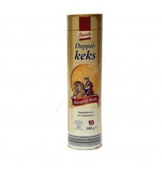 Купить Печенье Biscotto Doppelkeks, 500 г - с доставкой по Украине