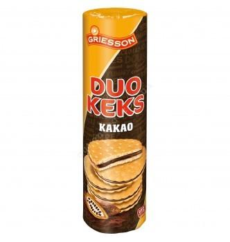 Купить Печенье Griesson Duo Keks Какао 500 г - с доставкой по Украине